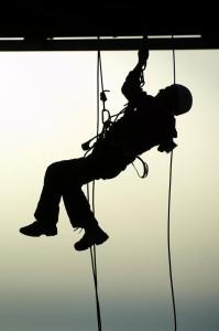 промышленный альпинизм, верхолаз, высотные работы, работы на высоте,  промальп,