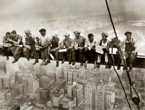 работы на высоте
